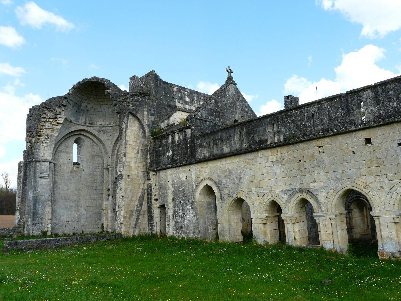 Image : Abbaye de Boschaud