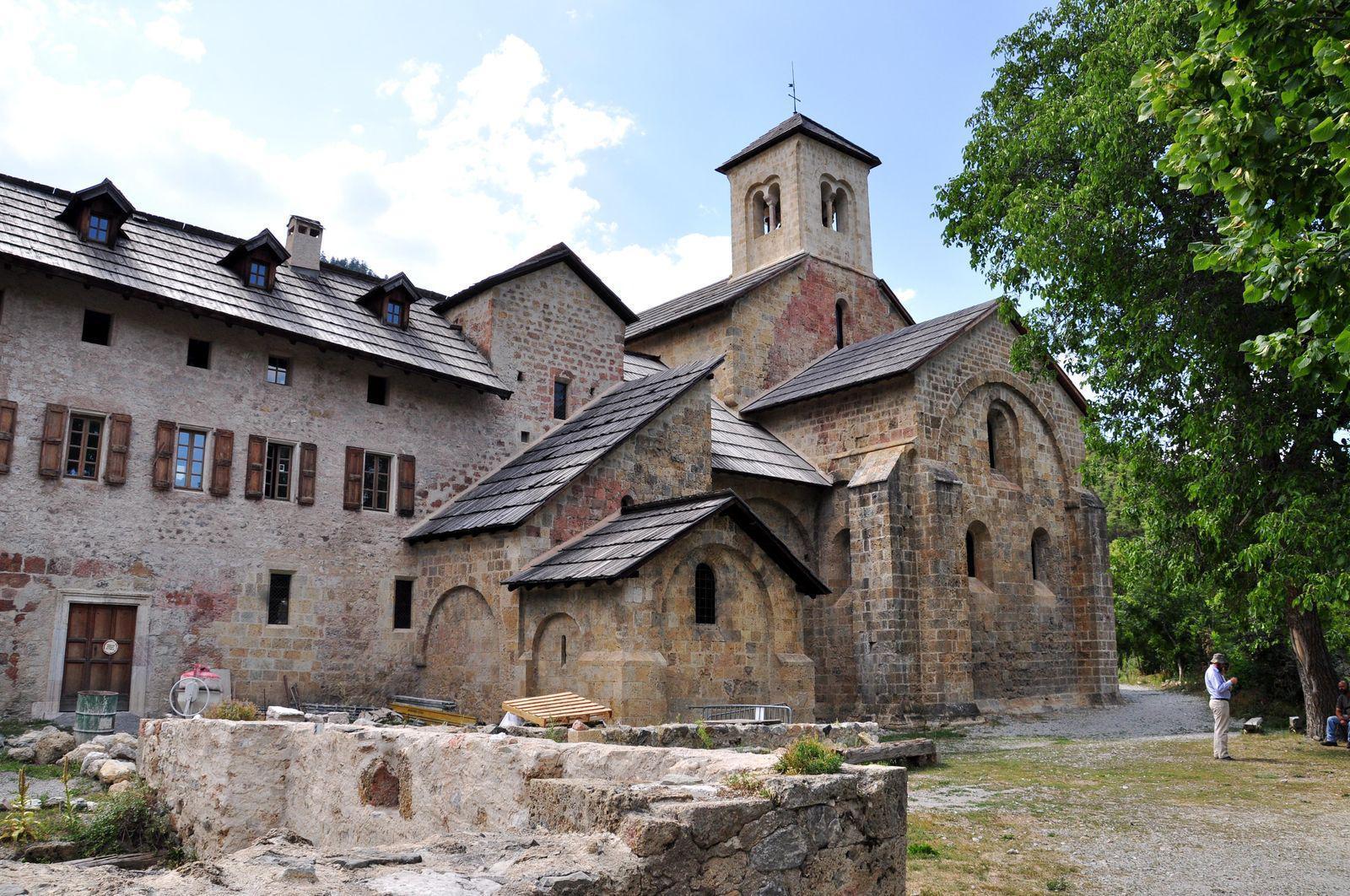 Abbaye de Boscodon_Crots
