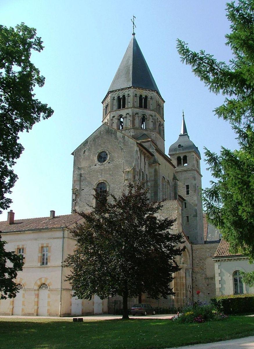 Abbaye de Cluny_Cluny