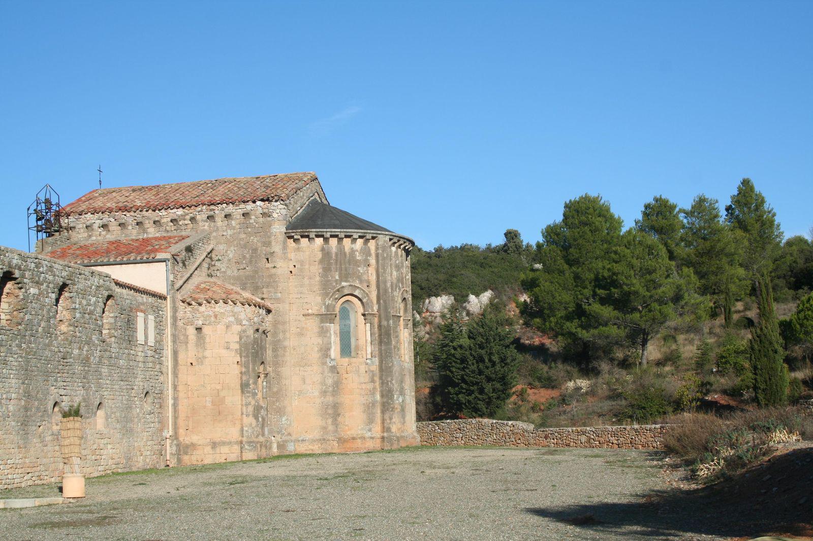 Image : Abbaye de Fontcaude