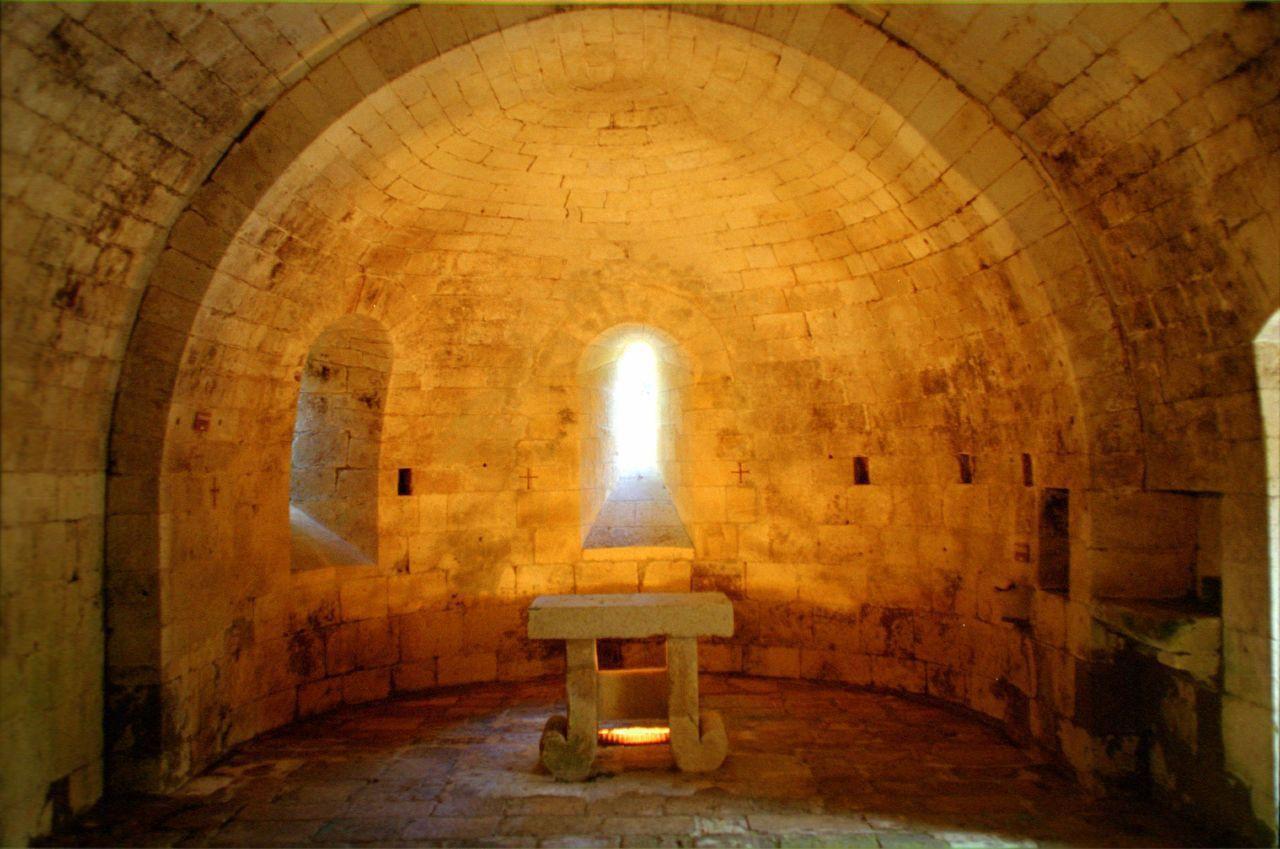 Abbaye de fontdouce_Saint-Bris-des-Bois