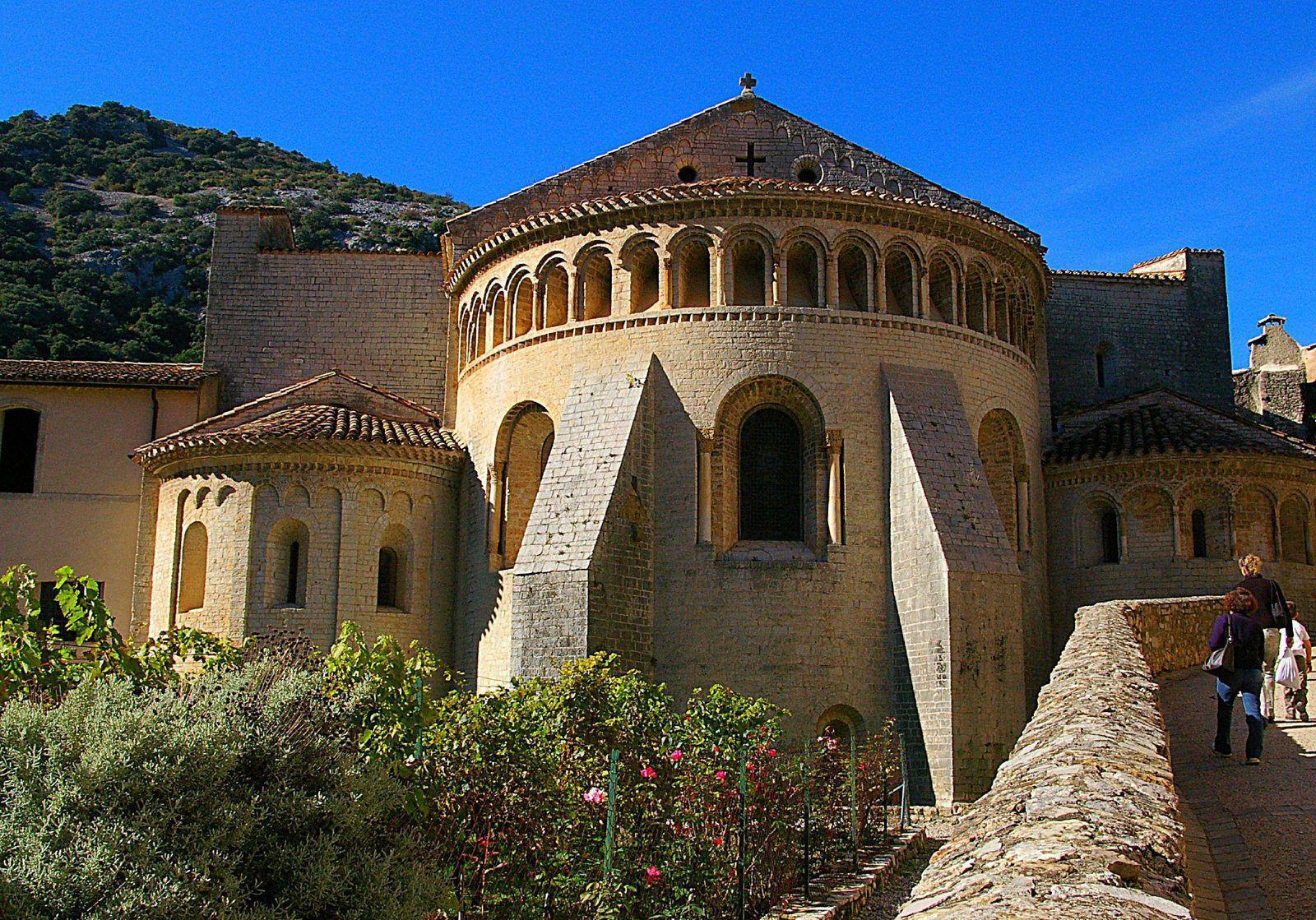 Image : Abbaye de Gellone