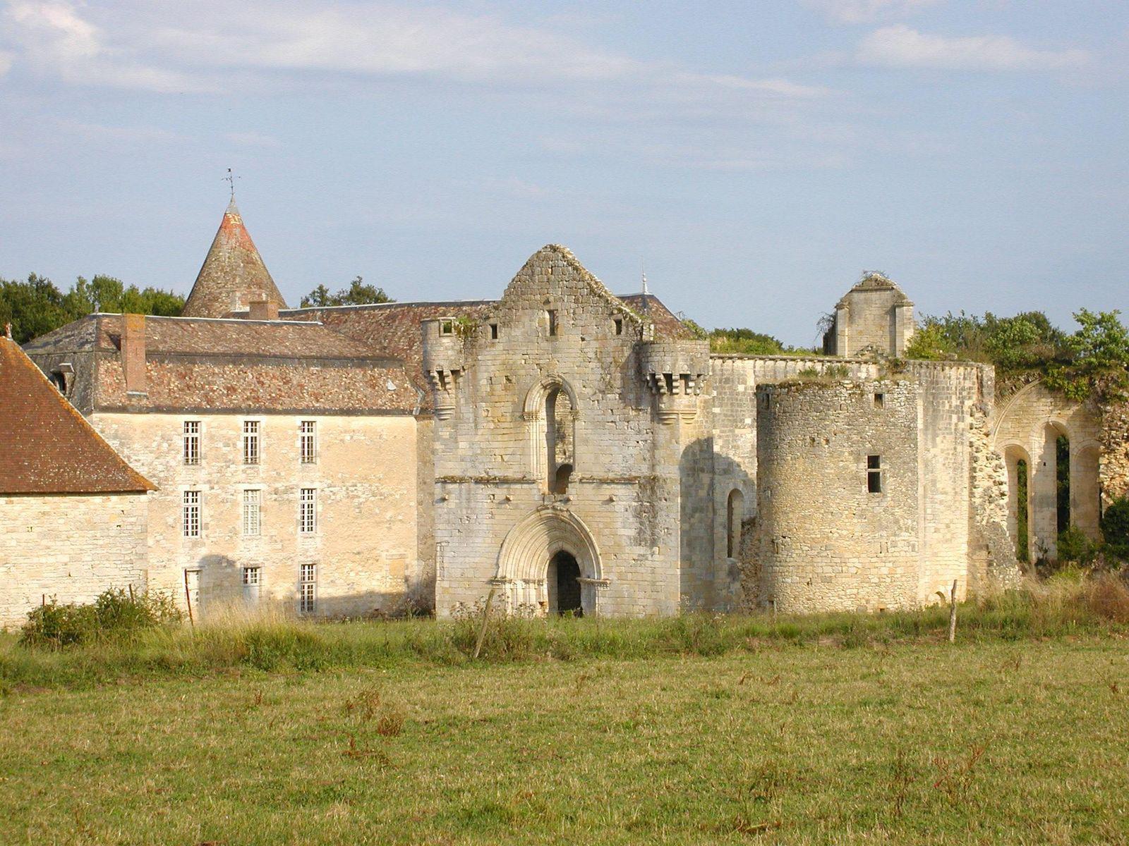 Abbaye de la Réau_Saint-Martin-l'Ars