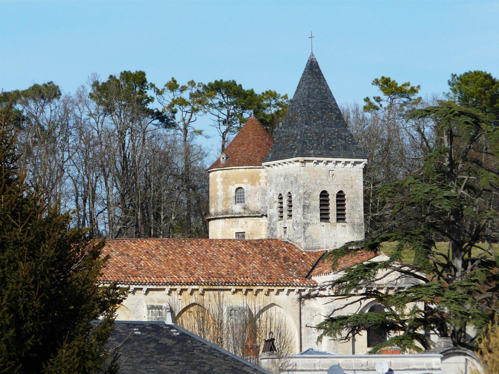 Image : Abbaye de Ligueux
