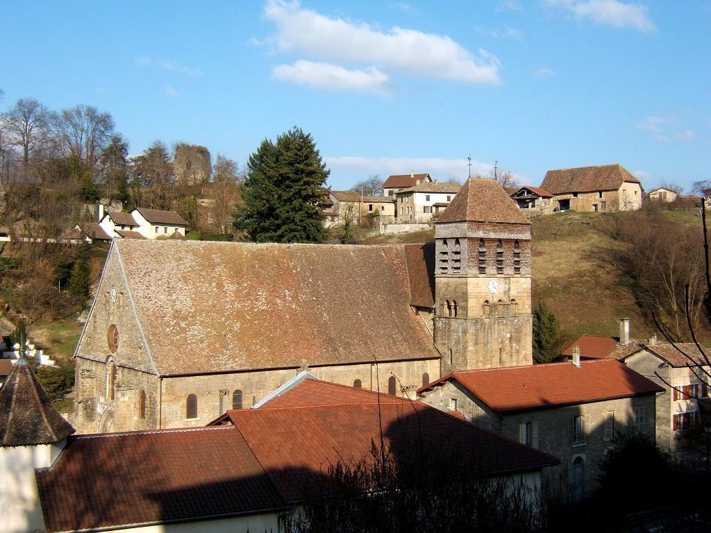 Abbaye de Saint Chef_Saint-Chef