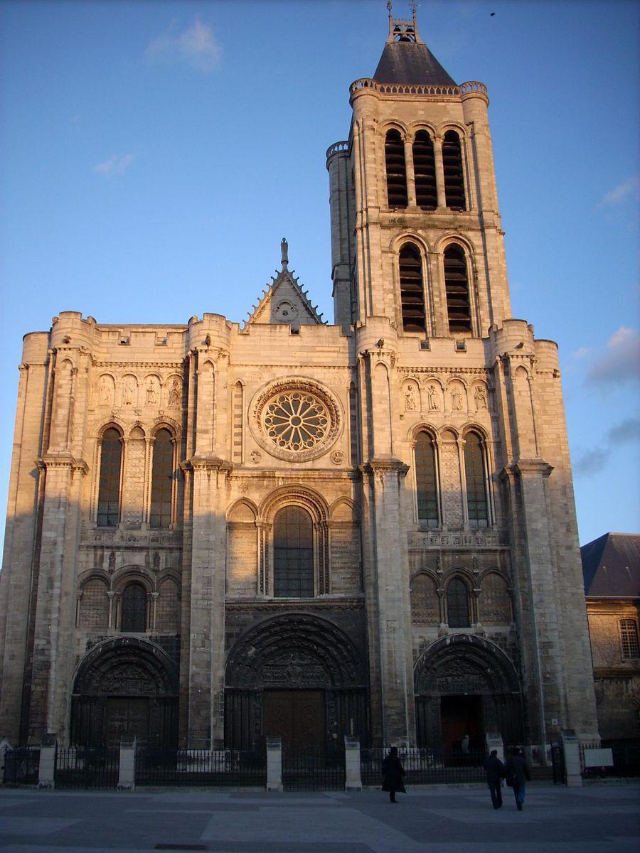 Abbaye de Saint-Denis_Saint-Denis