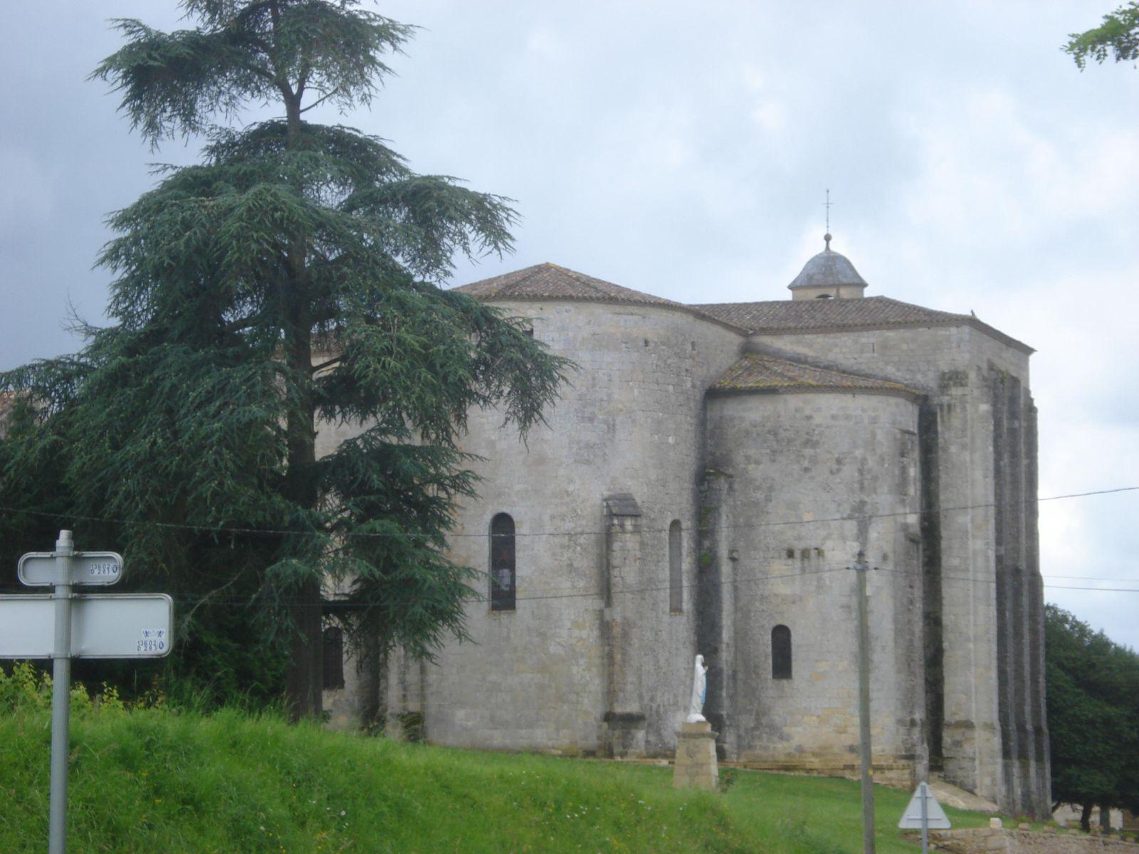 Image : Abbaye de Saint-Ferme