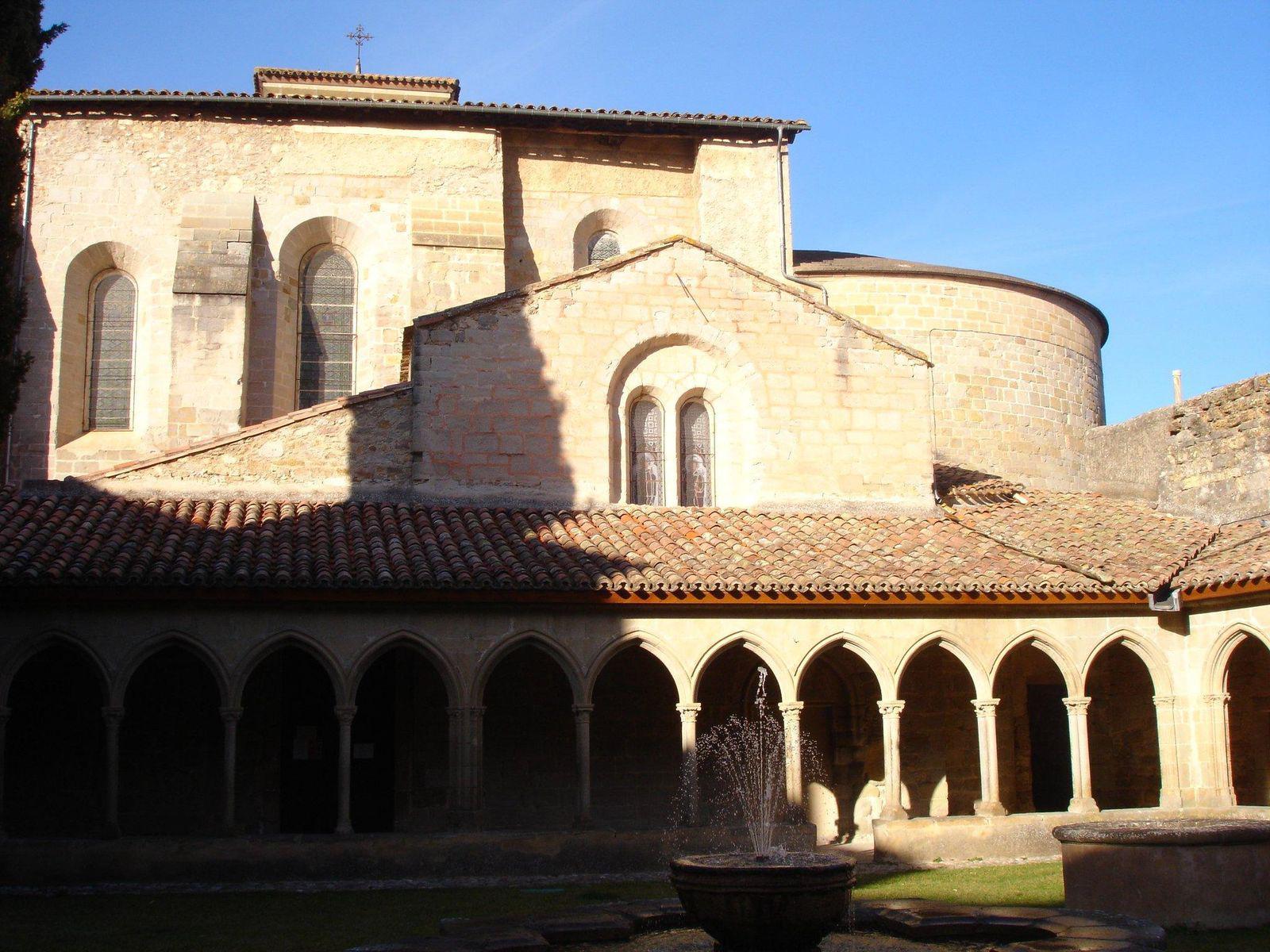 Abbaye de Saint-Hilaire_Saint-Hilaire