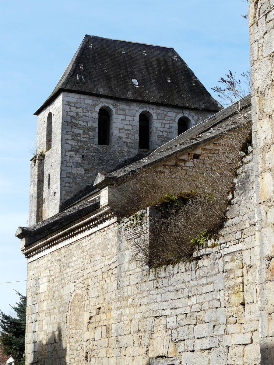 Abbaye de Tourtoirac_Tourtoirac