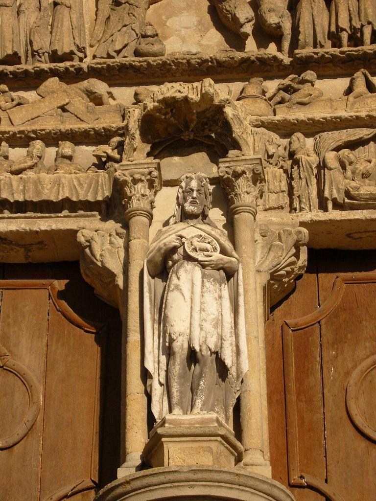 Cathédrale Saint Jean_Bazas