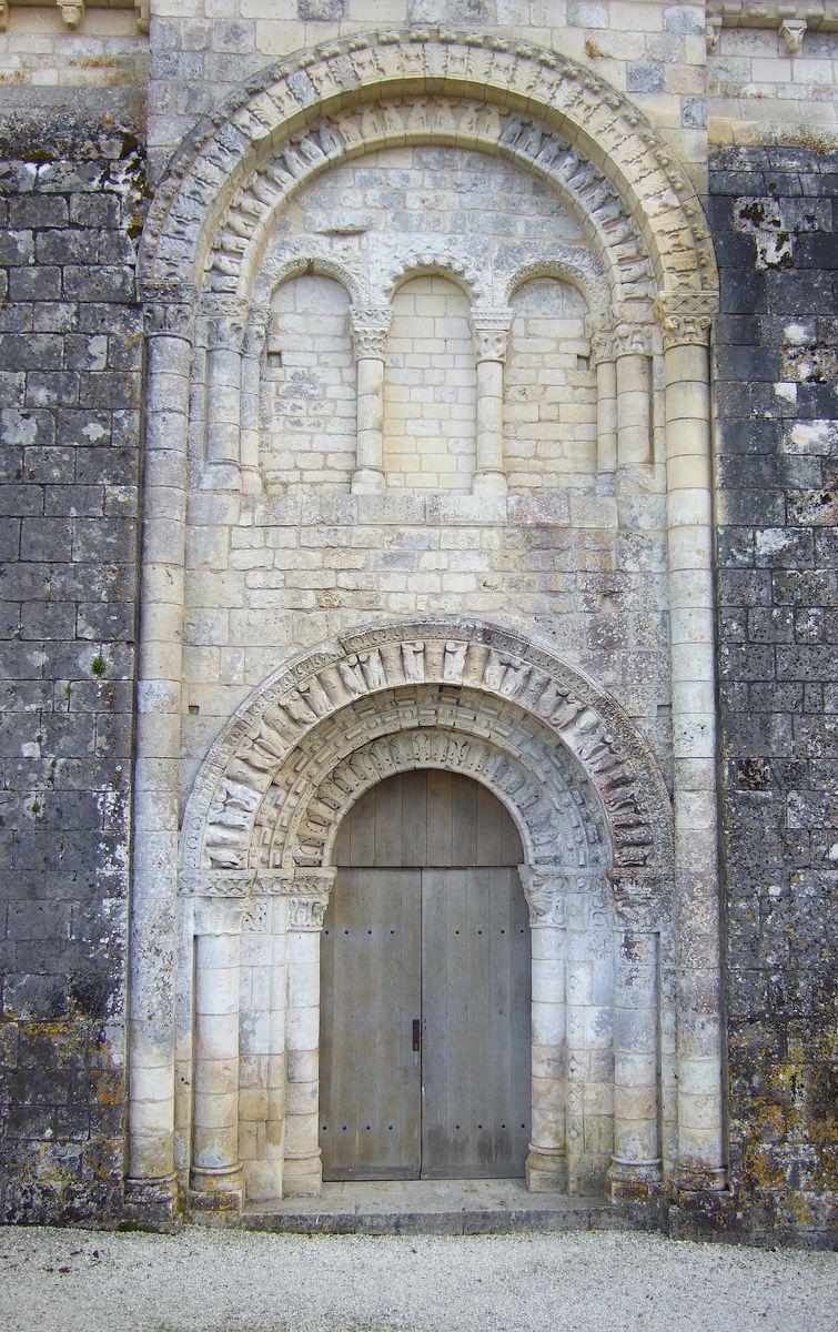 Abbaye de Villesalem -Prieuré Roman de Villesalem_Journet
