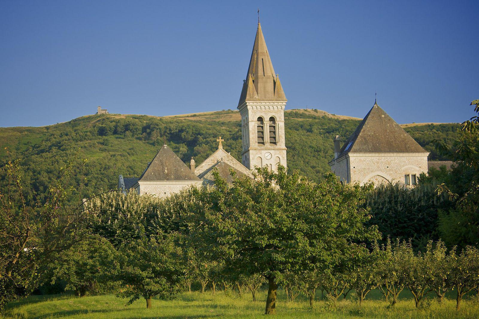 Abbaye d'en Calcat_Dourgne