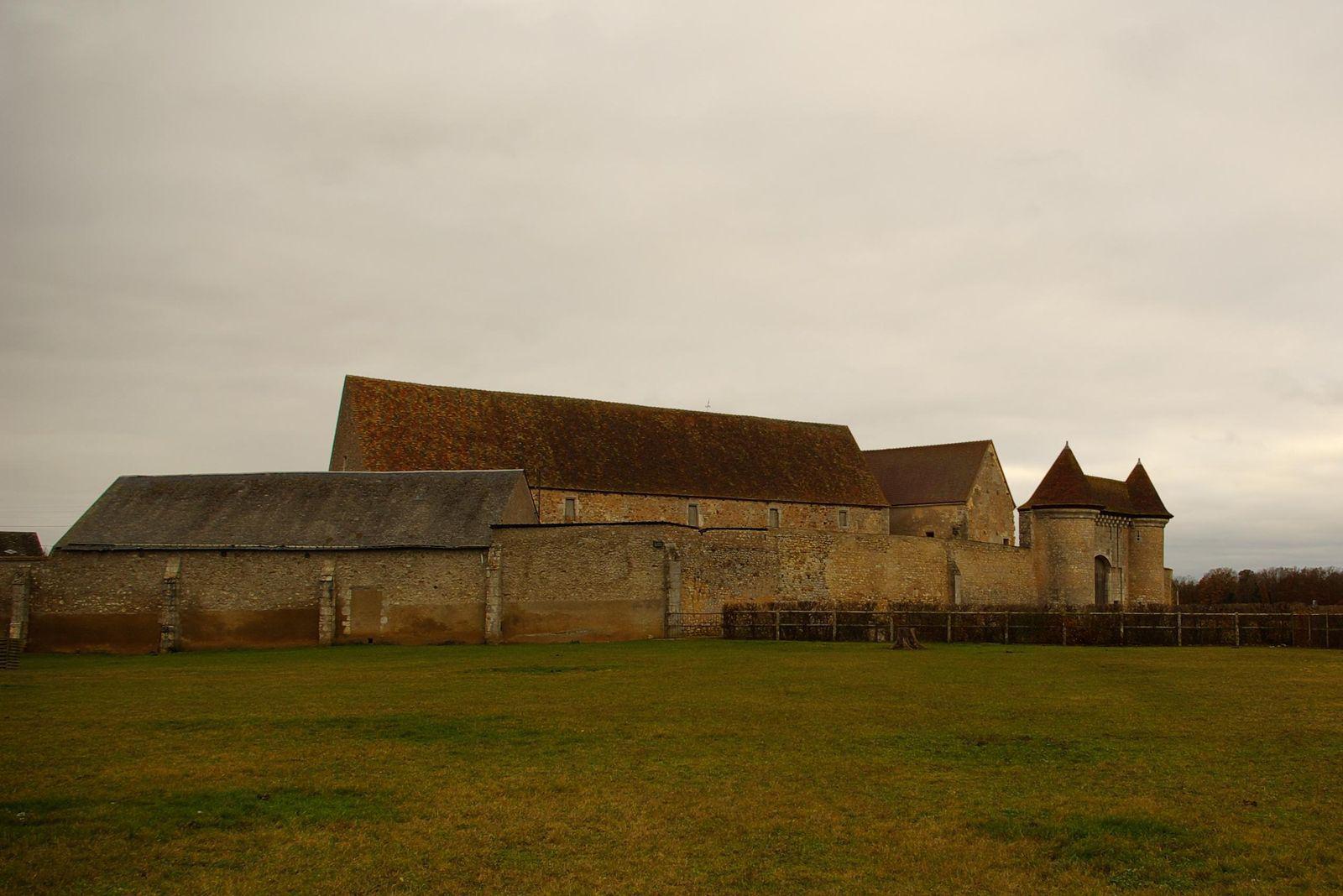 Image : Abbaye du Bois de Nottonville