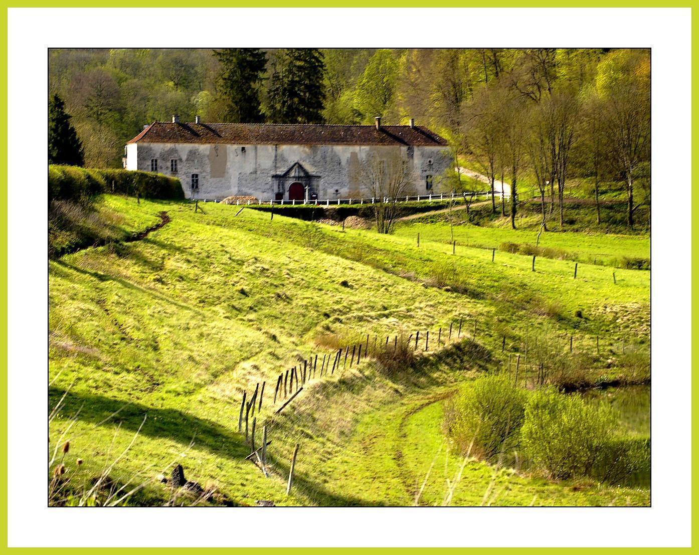 Abbaye du Val des Choues_Essarois