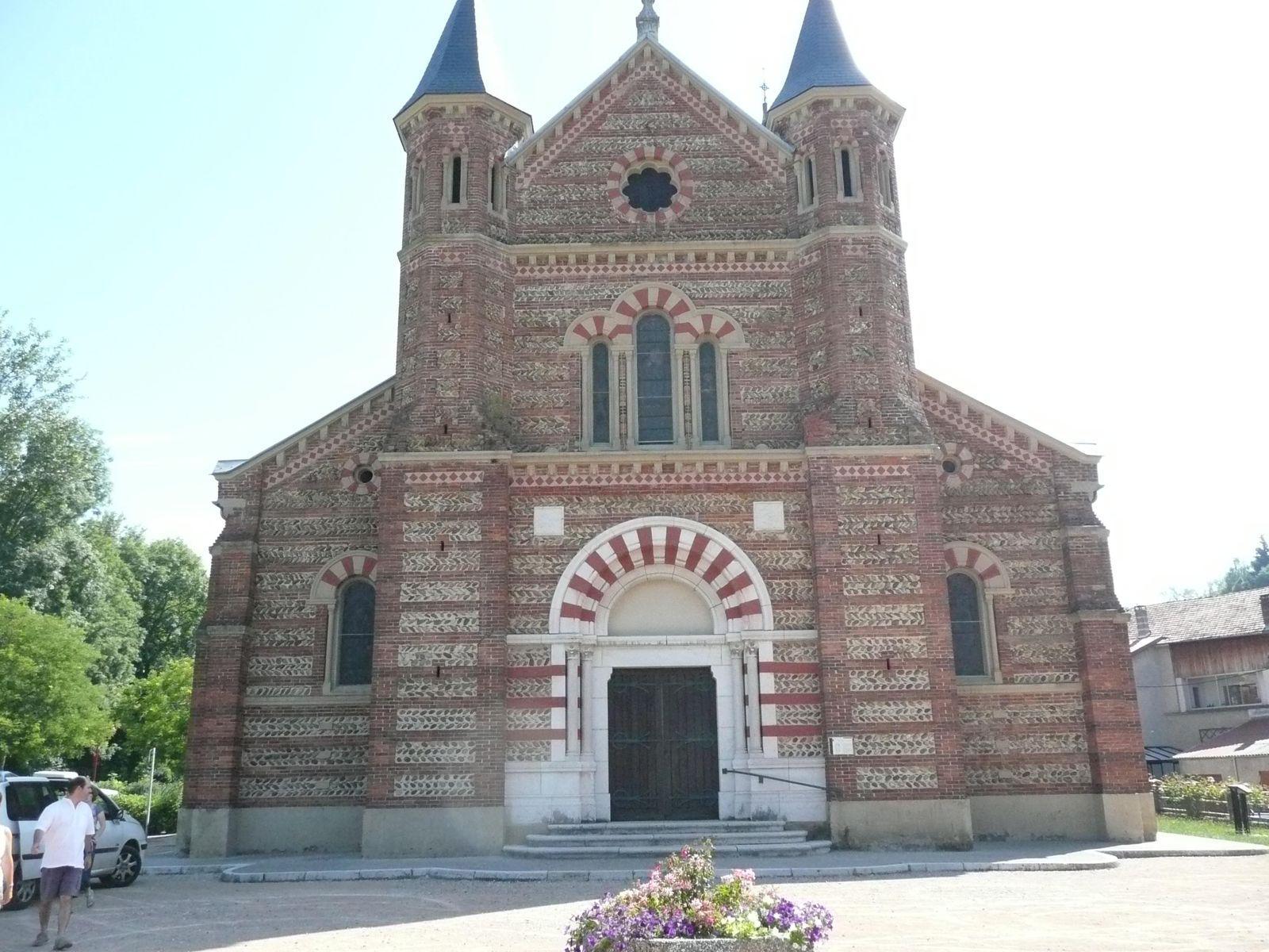 Abbaye Notre Dame de Chambarand_Roybon