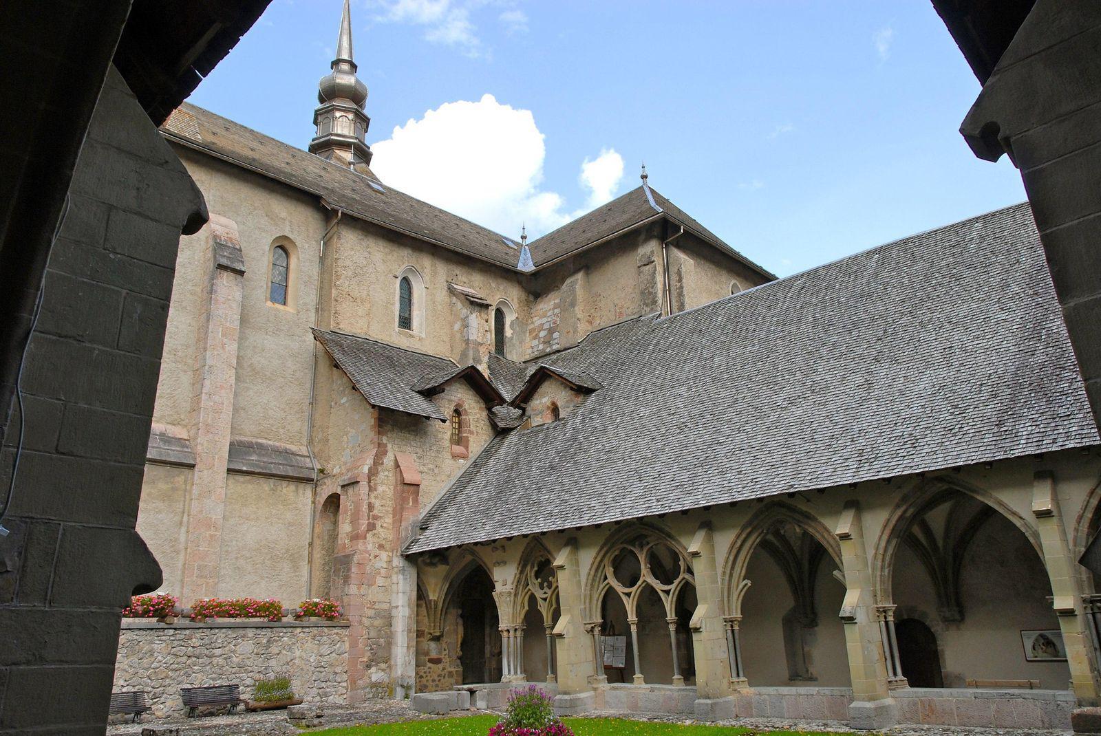 Abbaye Notre Dame de l'Assomption_Abondance