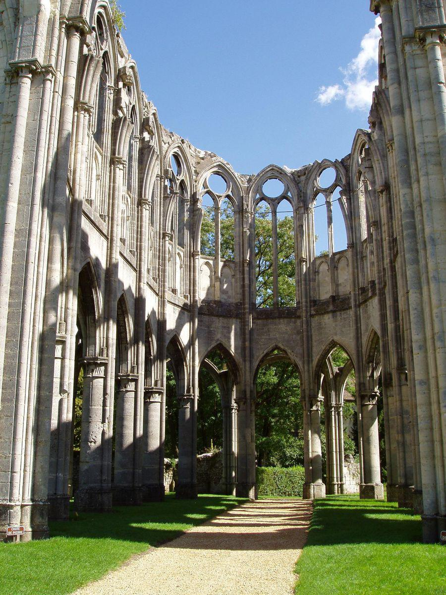 ABBAYE NOTRE DAME D'OURSCAMP_Chiry-Ourscamp