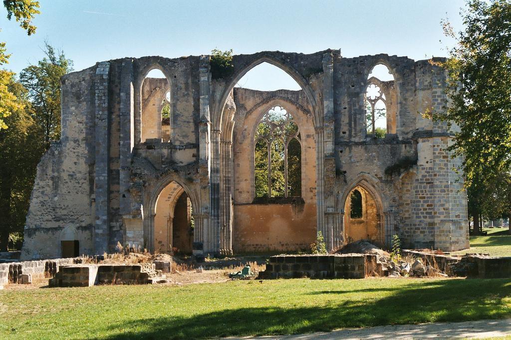 Abbaye Notre Dame du Lys_Dammarie-les-Lys