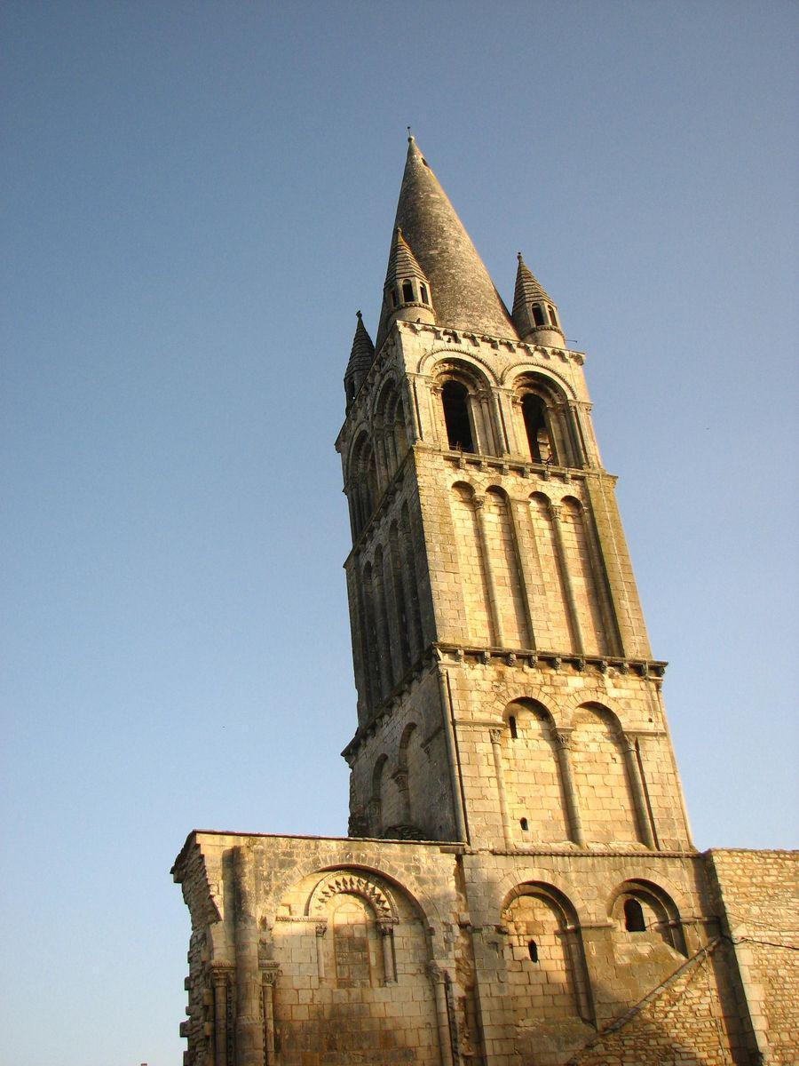 Abbaye Notre-Dame_Déols