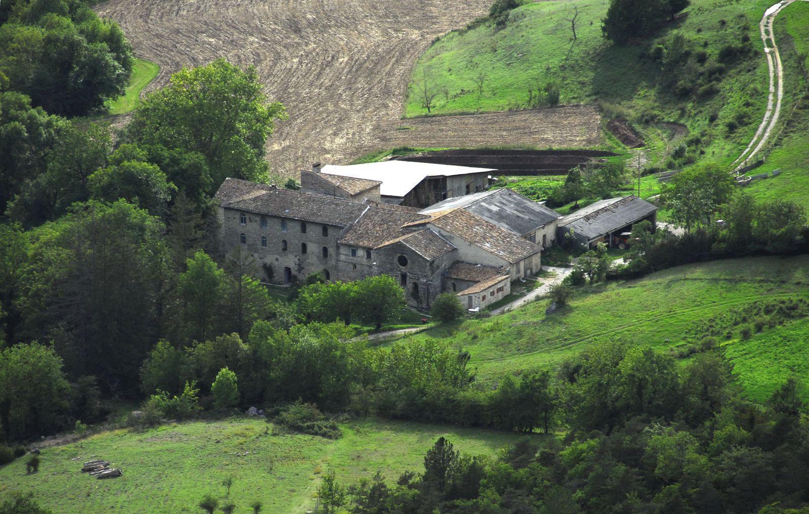 Image : Abbaye Notre-Dame de Valcroissant