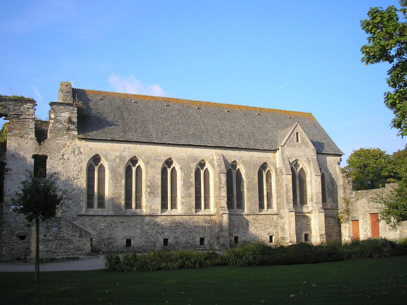 Abbaye Notre-Dame du Voeu_Cherbourg-Octeville