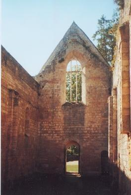 Abbaye Notre-Dame-du-Pin_Béruges