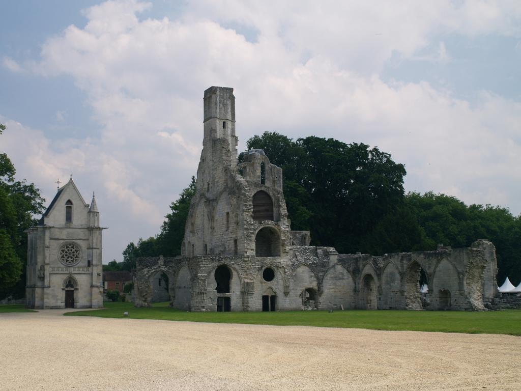 Abbaye Royale de Chaalis-Musée Jacquemart-André_Fontaine-Cha