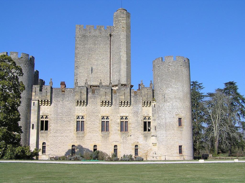 Château de Roquetaillade_Bazas