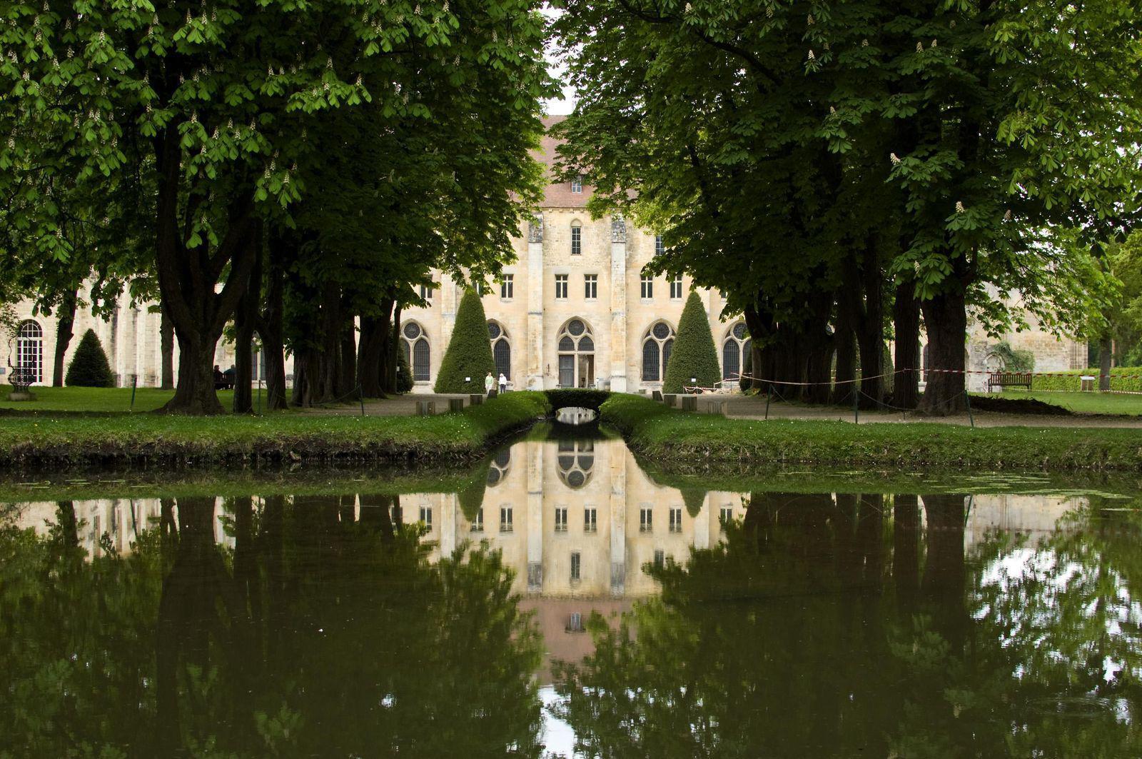 Abbaye royale de RoyauMont_Asnières-sur-Oise