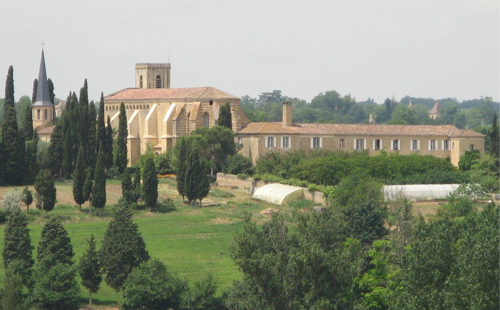 Abbaye Sainte-Marie de Rieunette_Ladern-sur-Lauquet (1)