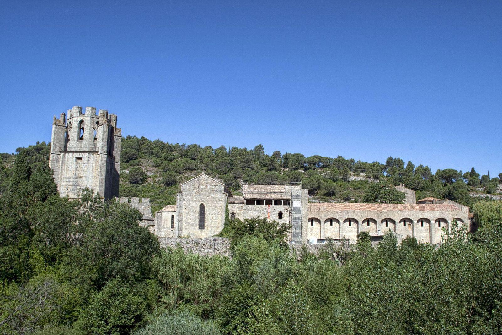 Abbaye Sainte-Marie d'Orbieu_Lagrasse