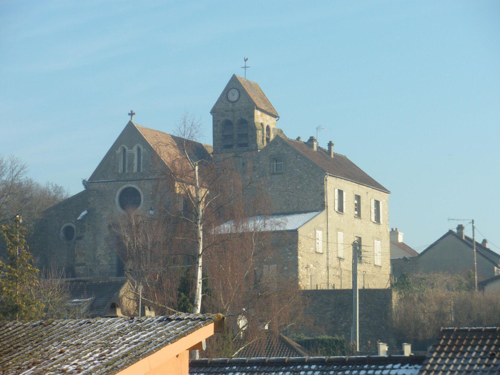 Abbaye Saint-Louis du temple_Vauhallan