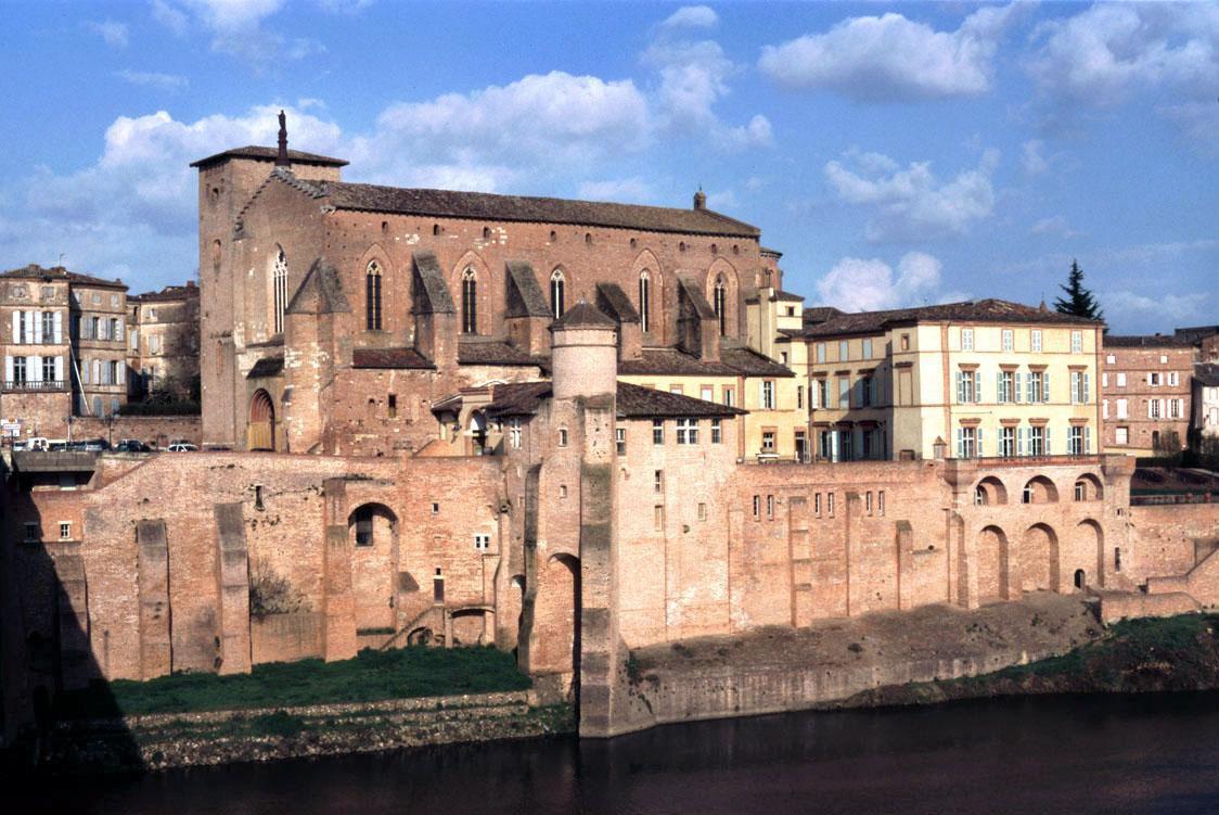 Abbaye Saint-Michel_Gaillac