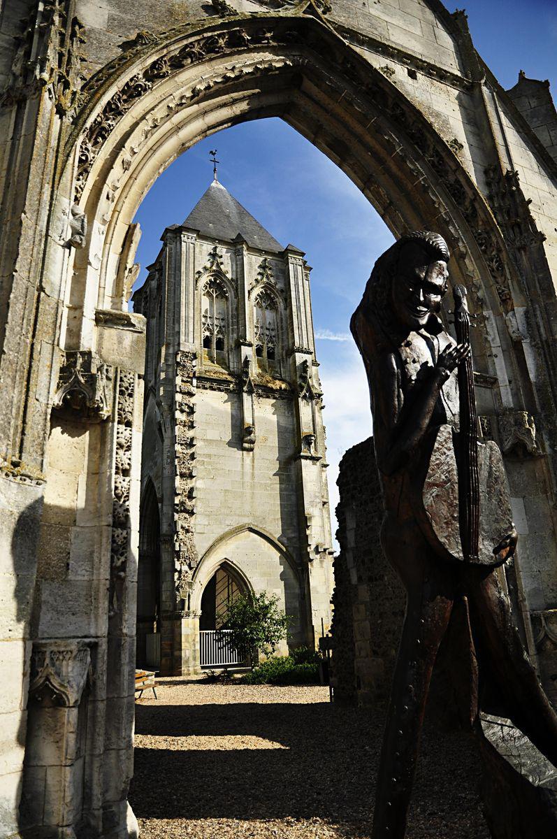 Image : Abbaye Saint-Nicolas