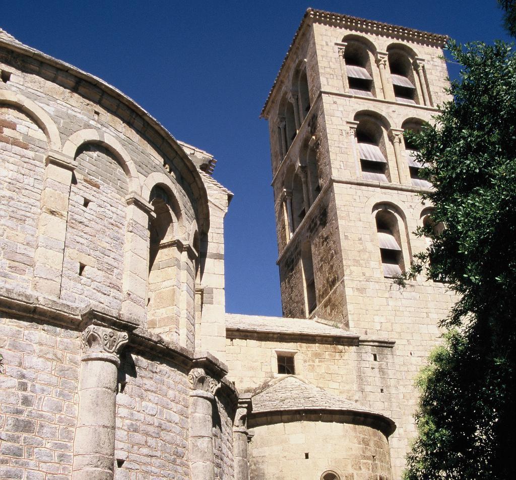 Abbaye Saint-Pierre et Saint-Paul de Caunes-Minervois_Caunes (1)
