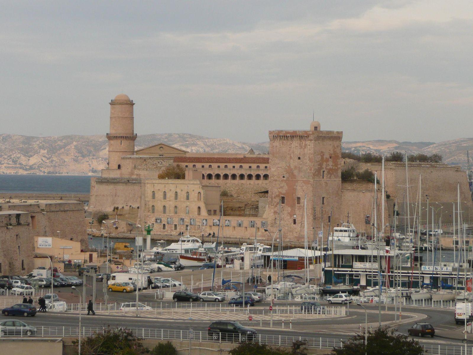 Abbaye Saint-Victor_Marseille