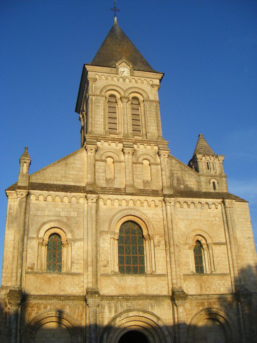Abbaye St-Vincent-de-Nieul_Nieul-sur-l'Autise (1)