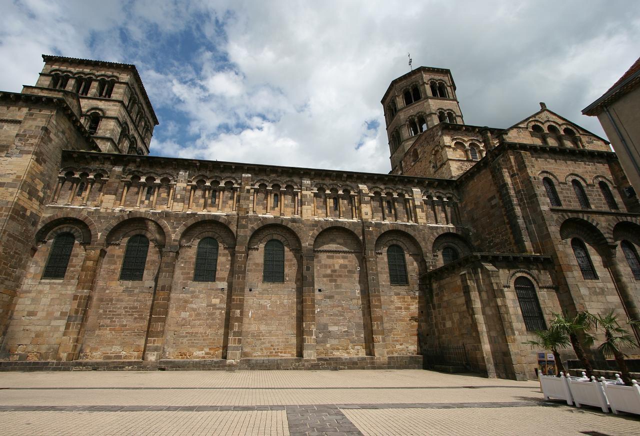 Ancien Monastère Bénédictin de St-Austremoine_Issoire