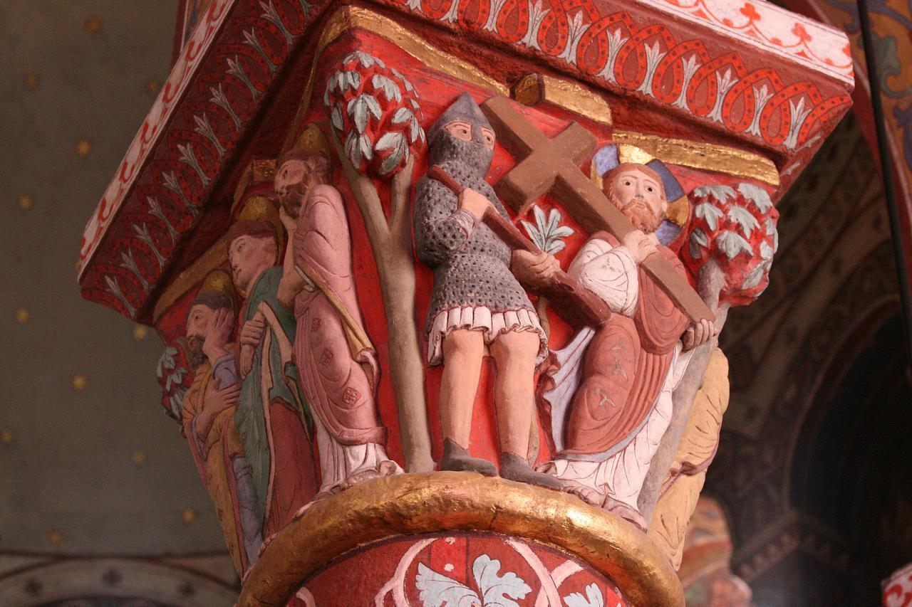 Ancien Monastère Bénédictin de St-Austremoine_Issoire (1)