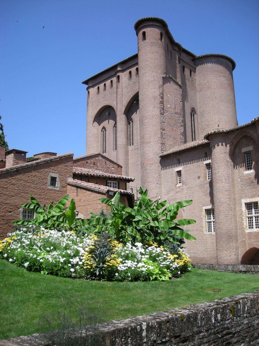 Ancien palais de l'Archevêque ou Palais de la Berbie_Albi
