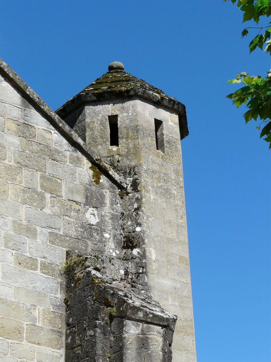 Bâtiments monastiques de Abbaye Saint-Etienne d'Aubazines_Au