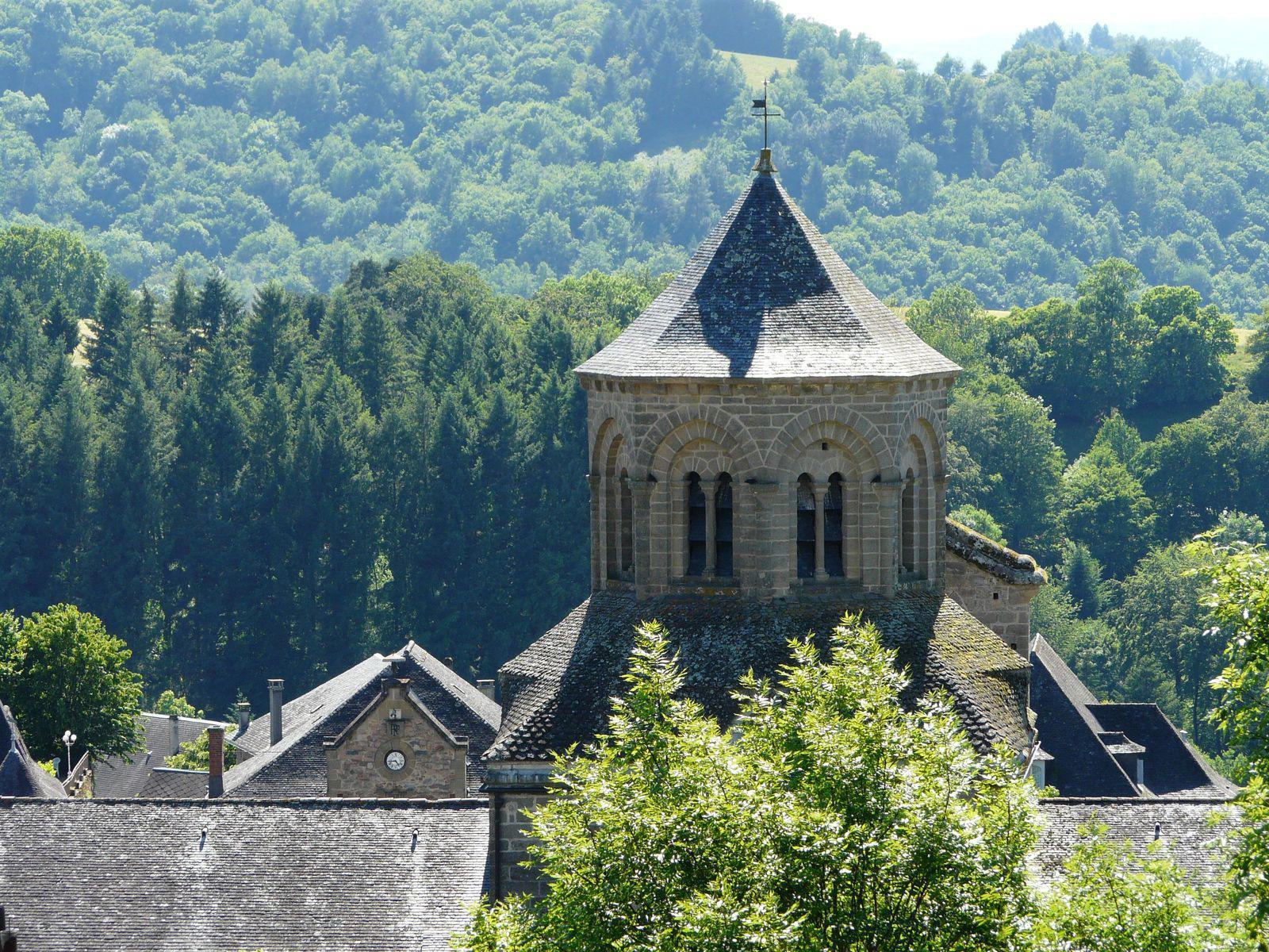 Bâtiments monastiques de Abbaye Saint-Etienne d'Aubazines_Au (1)