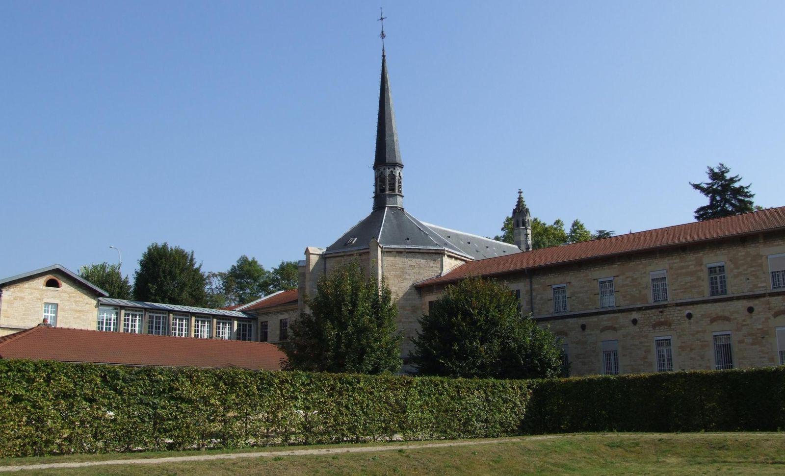 Chartreuse de Champmol et puits de Moïse_Dijon