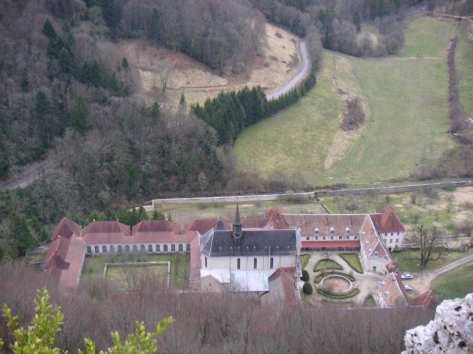 Chartreuse de Sélignac_Simandre-sur-Suran