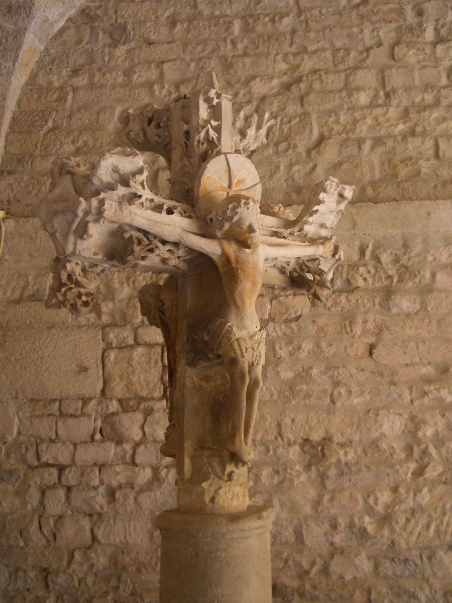 cloître de Cathédrale Notre Dame de Nazareth_Vaison-la-Romai (1)