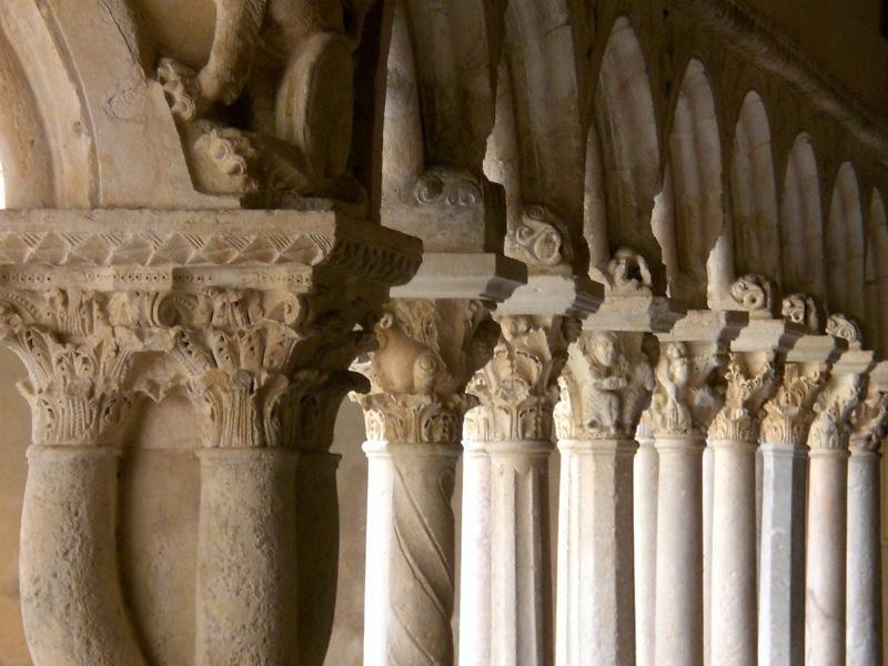 Cloître de St-Sauveur_Aix-en-Provence