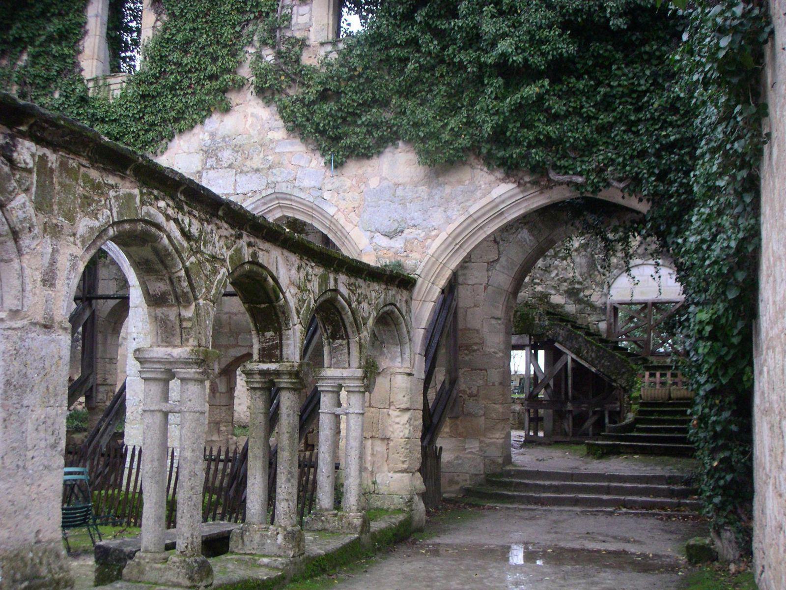 Cloître des Cordeliers_Saint-Émilion