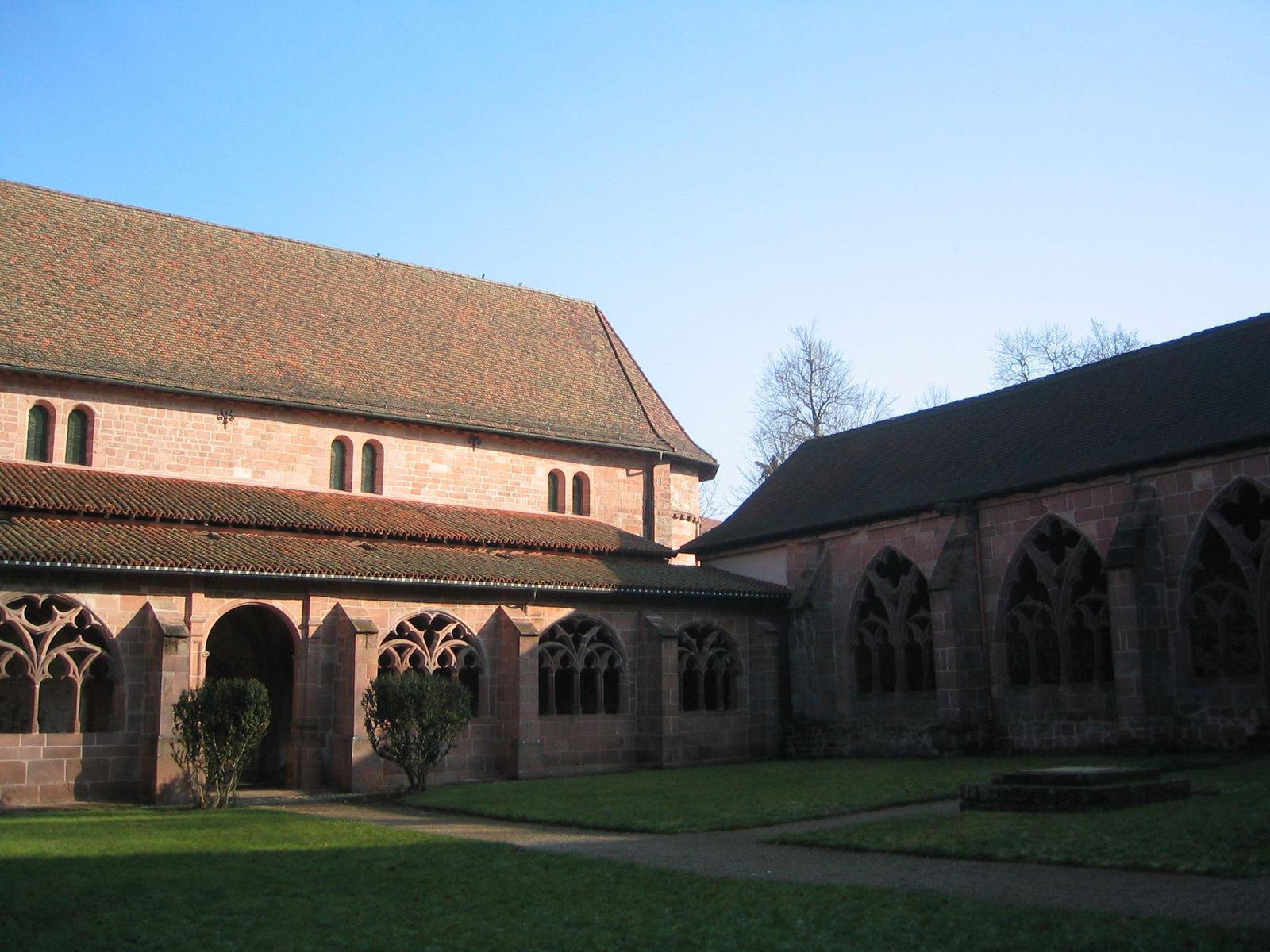 Cloître gothique_Saint-Dié-des-Vosges