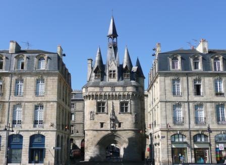 Porte Cailhau_Bordeaux