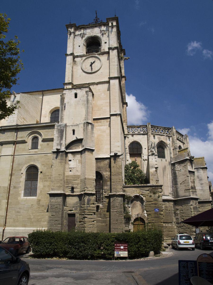 Collégiale Notre Dame des Anges_L'Isle-sur-la-Sorgue